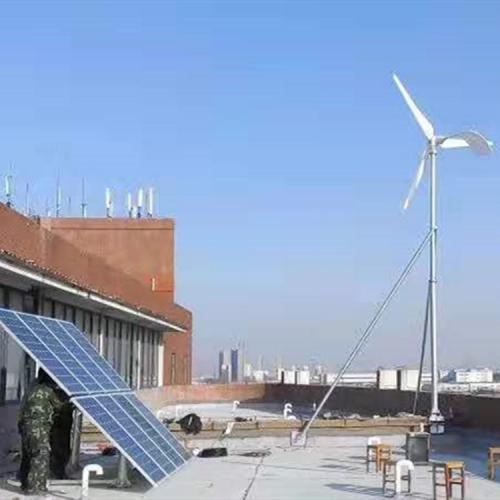 内蒙5kw风力发电机 5kw-风电