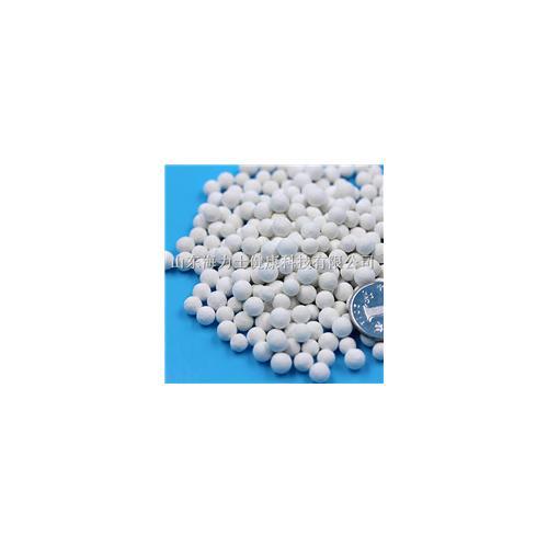 亚硫酸钙球滤芯填充滤料