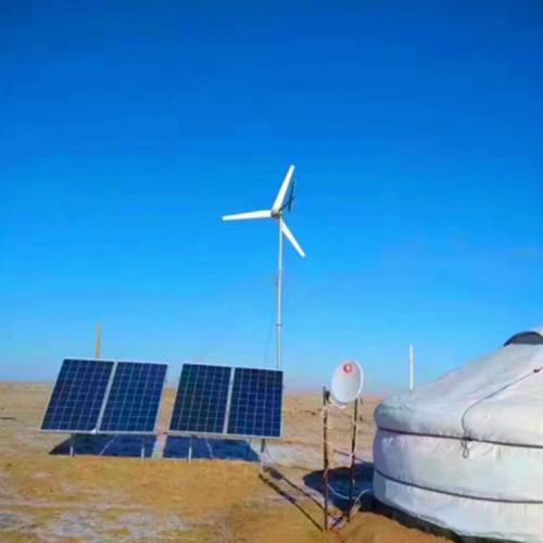 200kw辽宁风力发电机 蓝润风力发电机