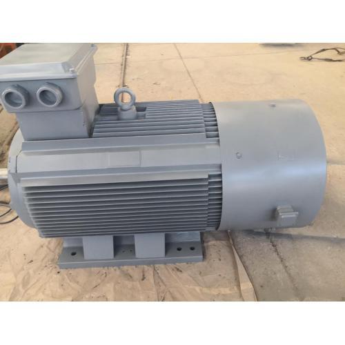 大型300kw同步电机永磁直驱发电机