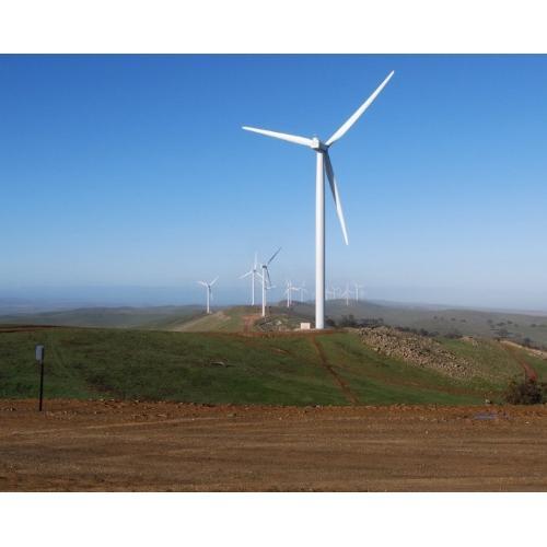200kw新疆风力发电机蓝润风力发电