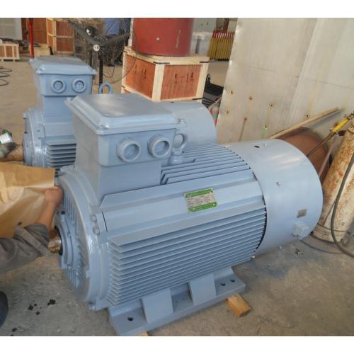 50kw275转50赫兹永磁发电机双面轴发电