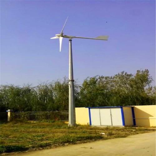 100kw新疆风力发电机