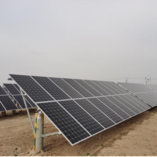 100kw太阳能发电系统离网