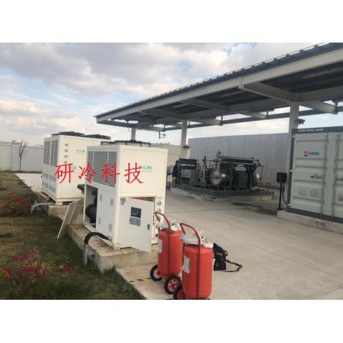 隔膜壓縮機專用冷水機