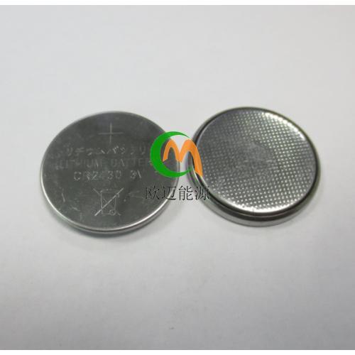 CR2430纽扣电池焊脚加工纽扣电池