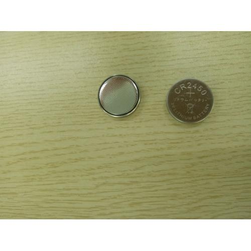 BMW汽车摇控电池CR2450扣式电池纽扣电池
