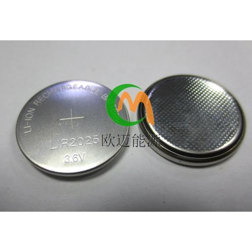 广东厂家LIR2025充电电池