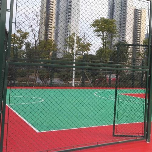 篮球场防护网
