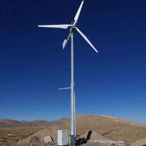 300kw风力发电离网储能电站系统