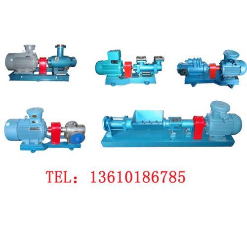 双螺杆货油泵/扫仓泵