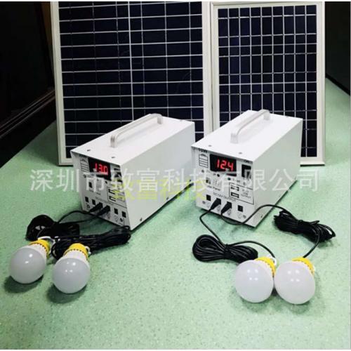 太阳能应急照明