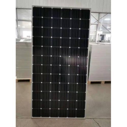 370W375W单晶太阳能电池板