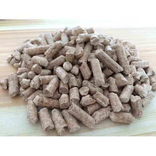 杂木松木生物质颗粒