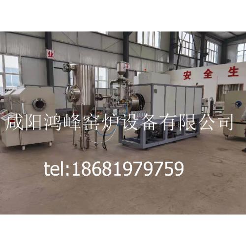 石墨烯膨化碳化爐