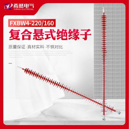 220KV厂家复合式绝缘子