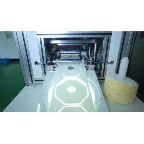DTRO碟管式反渗透膜片焊接设备