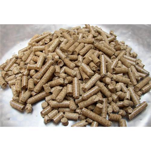 纯竹粉颗粒生物燃料