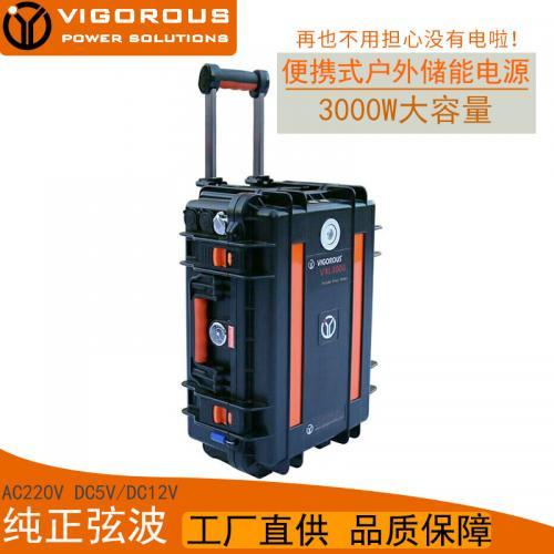 3KW戶外應急照明集中電源220V