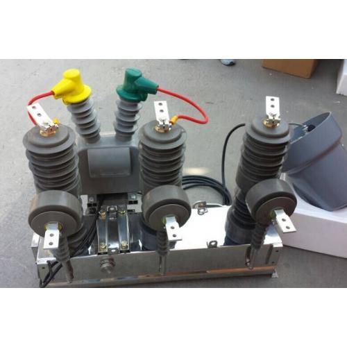 zw32-12FG/630A保修多久高压真空断路器