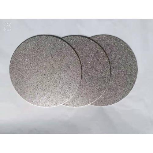 水电解制氢粉末烧结多孔钛板