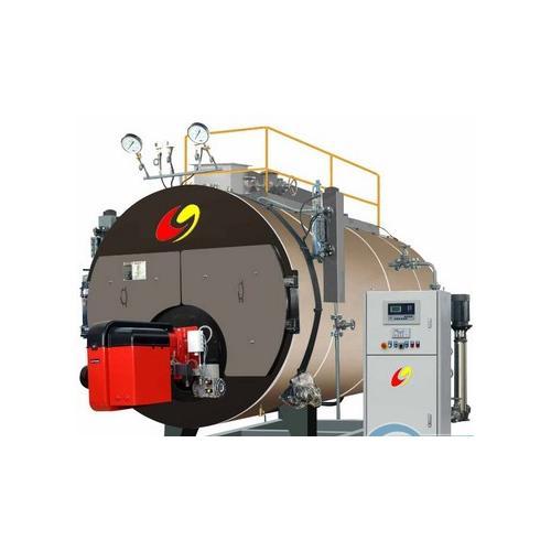 生物質低氮鍋爐