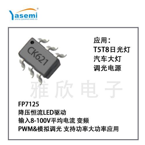 降压型LED恒流驱动芯片