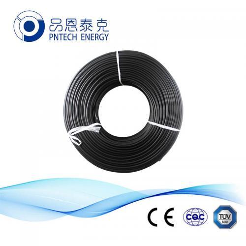 宁波供应4平方电缆线辐照交联低烟型号H1Z2Z2-K1000VDC光伏电