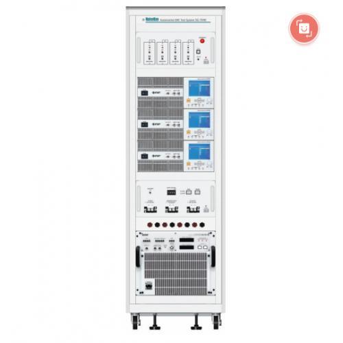 Noisken ISO16750標準車載電子抗擾度測試系統