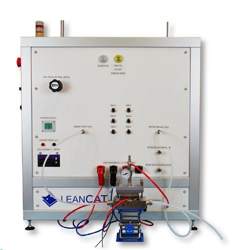 質子交換膜燃料電池測試臺