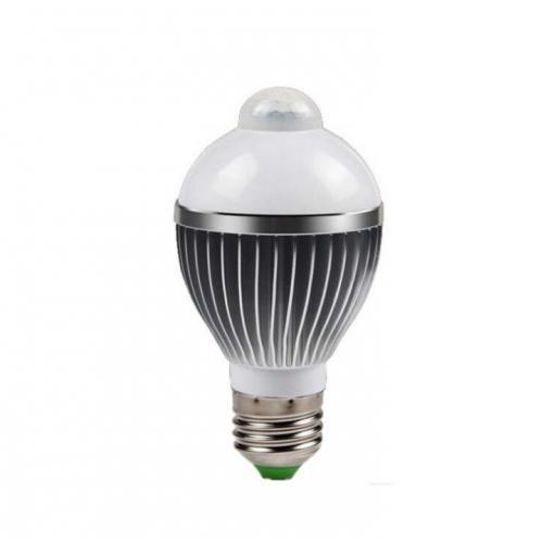 LED人体感应球泡灯