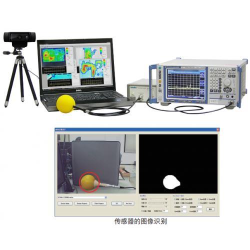 Noisken進口空間電磁場可視化系統