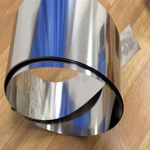 五金冲压件N4纯镍带 N6半硬纯镍带