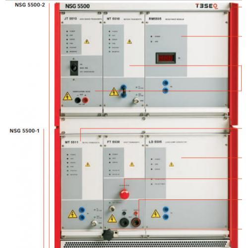 TESEQ汽车传导EMC瞬态发射和抗扰度测试系统