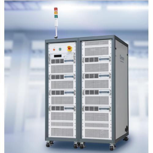台湾Chroma回收式电池模组充放电测试系统