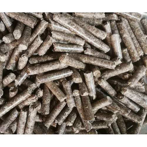 纯木质颗粒