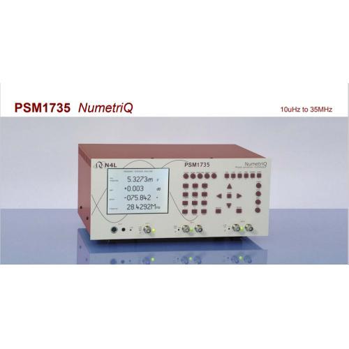 英国N4L频率响应分析仪