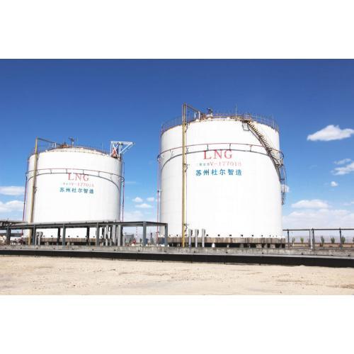 20000m3的LNG常压储罐
