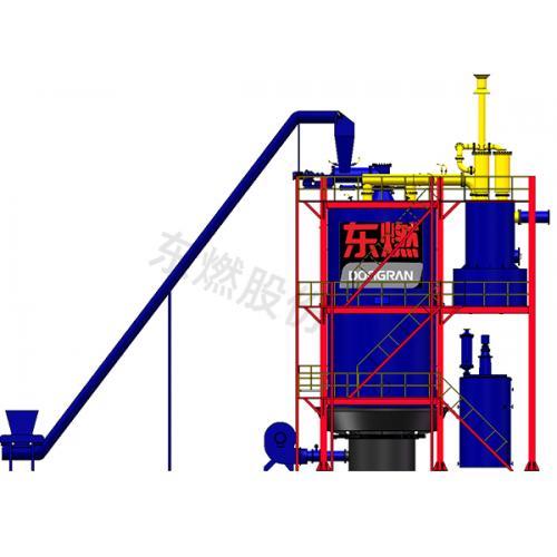 东燃10T生物质全气化炉