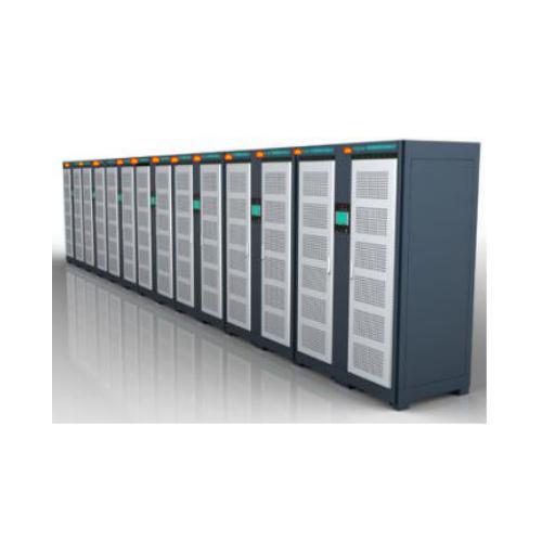 動力電池組自動測試系統