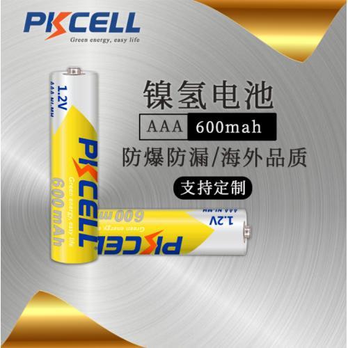 600毫安镍氢电池