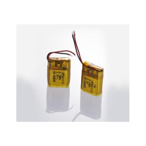 方形锂离子聚合物电池