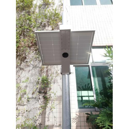 新型一体化太阳能LED路灯
