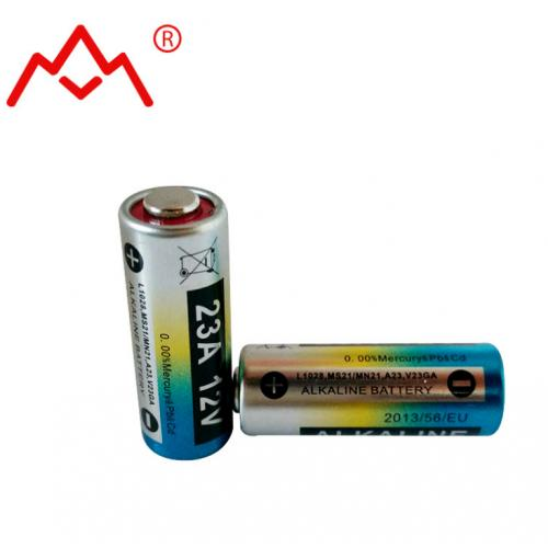 碱性23a电池