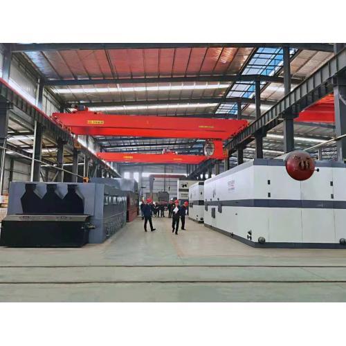 湖南大成定制10吨生物质能源锅炉