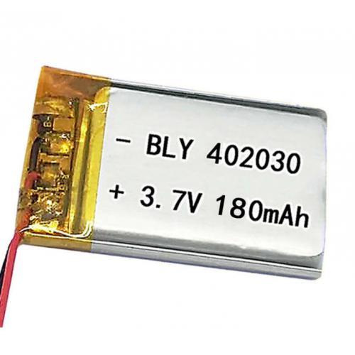 402030聚合物鋰電池