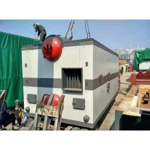 供應燃菌渣20噸生物質蒸汽鍋爐