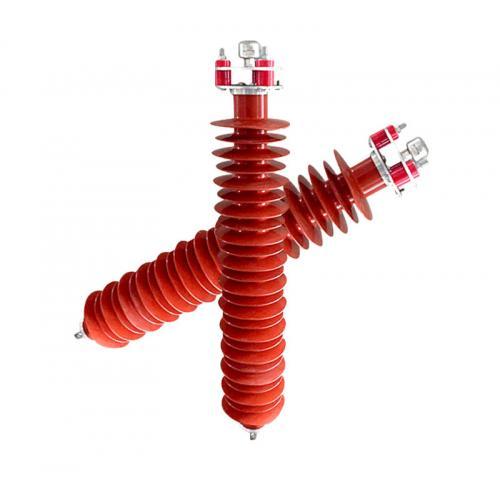 HY5WX-108/281线路悬挂式氧化锌避雷器