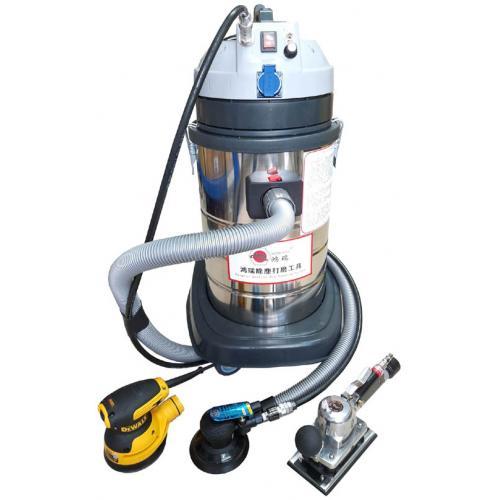 砂光机自动吸尘打磨设备