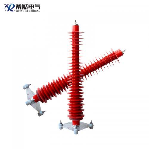 YH5WZ-108/281户外避雷器